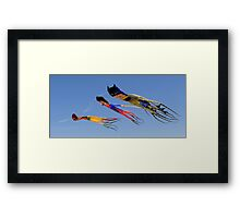 Something In The Air ~ Part Five Framed Print