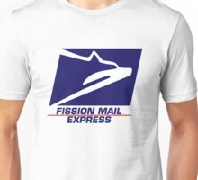 Fission Mail Express Unisex T-Shirt