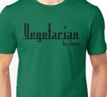 Vegetarian By Choice Unisex T-Shirt