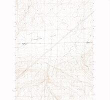 USGS Topo Map Washington State WA Sagebrush Flat 243557 1985 24000 by wetdryvac