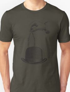 The Measure of the Mind (dark) T-Shirt
