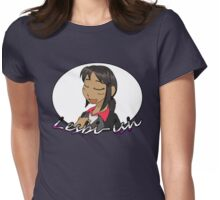 RAIN - Lesbi-ish Womens Fitted T-Shirt