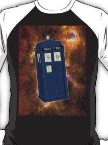 TARDIS in Space II T-Shirt