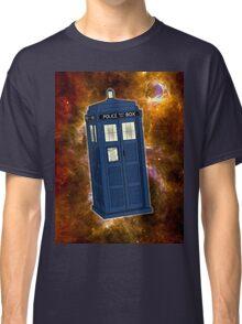 TARDIS in Space II Classic T-Shirt