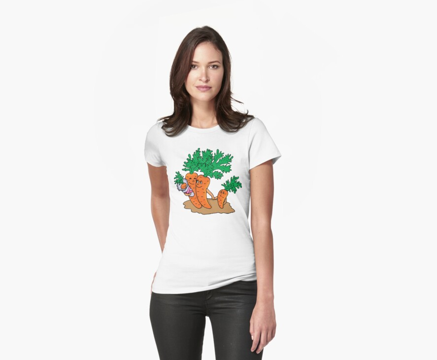 Vegetarian Family by T-ShirtsGifts