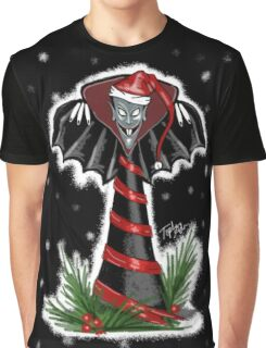 Vampire Holiday by Topher Adam Graphic T-Shirt