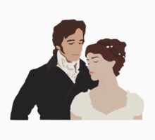 Mr. Darcy and Elizabeth by cgifford103
