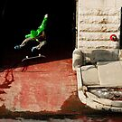 Neen Williams- Kick Flip- photo Ely Phillips by Reggie Destin Photo Benefit Page