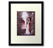 The Lamb of God Framed Print