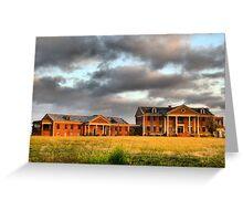 Woodmen Circle Home, Sherman, Texas, USA Greeting Card