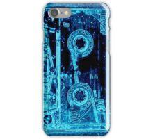 Blue Cassette Iphone case iPhone Case/Skin
