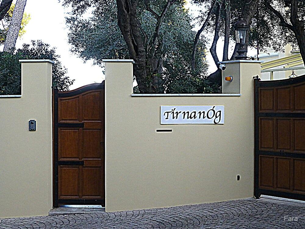 U2 Could Live Here by Fara