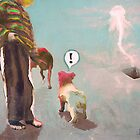 Barking at JellyFish by Tepa Lahtinen