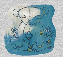 Blue Bear II Kids Tee