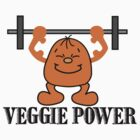 Veggie Power by T-ShirtsGifts