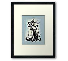 Sindra Framed Print