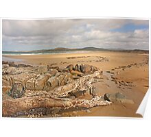 Fanad Beach Poster