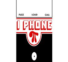 Big Fuzz Phone by Alternative Art Steve