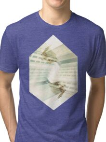 And this is what I see from here Tri-blend T-Shirt
