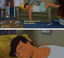 Tuck me in. Let me die. (King of the Hill) by Whammy