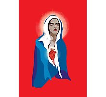 Virgin of Guadalupe Photographic Print