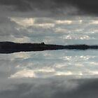 Hidden island in the clouds by Marie-Eve Boisclair