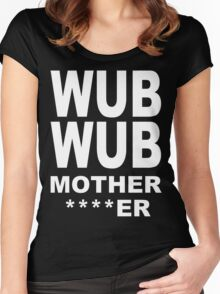 Wub Wub Women's Fitted Scoop T-Shirt