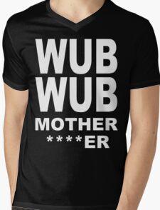 Wub Wub Mens V-Neck T-Shirt