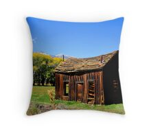 Fall at My House Throw Pillow