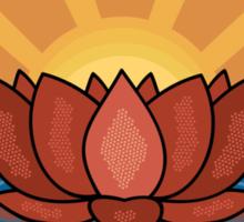 Locus Flower Sticker