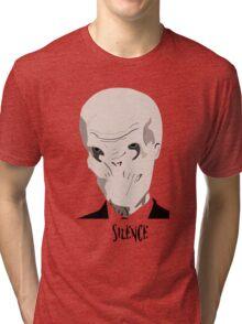 Vector Silence Tri-blend T-Shirt