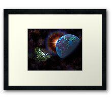 Voyage Framed Print