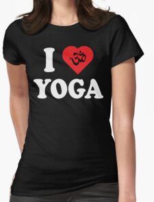 I Love Yoga T-Shirt T-Shirt