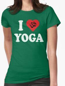 I Love Yoga T-Shirt T-Shirt