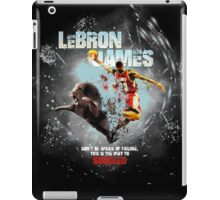 splatter king iPad Case/Skin