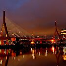 Zakim bridge by LudaNayvelt