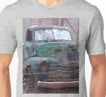 Retro Old Beast of a Truck Unisex T-Shirt