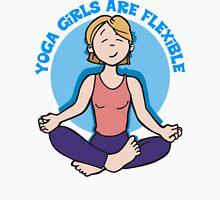 Funny Yogini Yoga T-Shirt Womens Fitted T-Shirt
