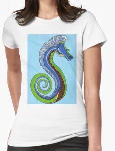 Seahorse Blue T-Shirt