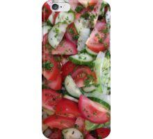 Salad iPhone Case/Skin