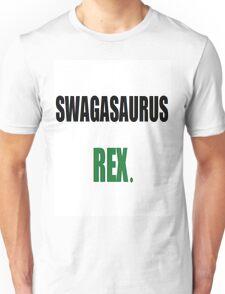 Swagasaurus Rex Unisex T-Shirt