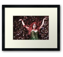 There's nothing I can do to stop it... Framed Print