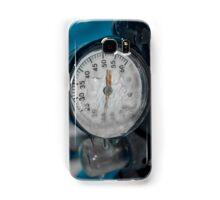 Icy Measurements Samsung Galaxy Case/Skin