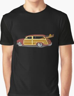 Surf n Safari Graphic T-Shirt