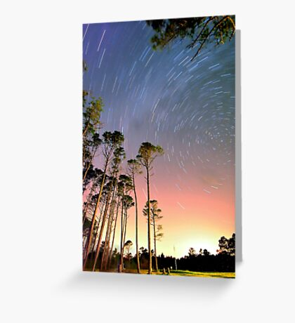 Outer Banks Night Greeting Card