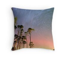 Outer Banks Night Throw Pillow