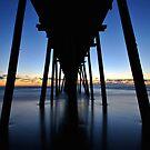 Rodanthe Pier by Robin Lee