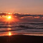 Sunrise in Rodanthe by Robin Lee