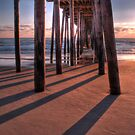 Rodanthe Sunrise by Robin Lee