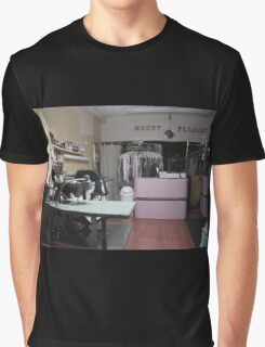 mt pleasant dry cleaners Graphic T-Shirt